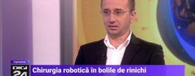 Dr. Cristian Iatagan - medic urolog - Chirurgia robotică