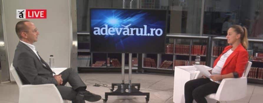 Interviu Adevarul.ro