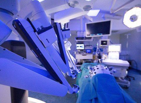 Robot depistarea cancerului prostata timisoara